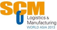 image: SCM Logistics and Manufacturing World Asia 2013