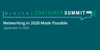 image: Digital Container Summit 2020