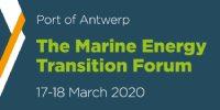 image: The Marine Energy Transition Forum 2020