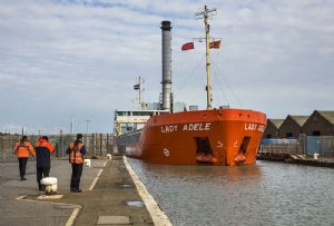 image: UK Shoreham Port environmental impact cargo commodity PERS Accreditation Dry Dock