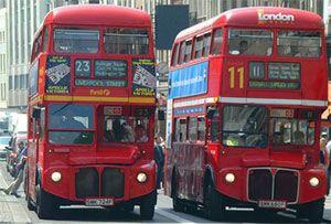 image: London Freight transport association motorists congestion charge zone Boris Johnson Toll