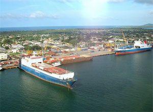 image: Honduras vicious murder container port cargo terminal stevedore Crespo ITF SGTM