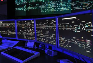 image: Singapore cyber attack crime rail freight transport Verint Thales