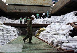 image: North Korea Singapore shipping illicit arms US OFAC Chong Chon Gang