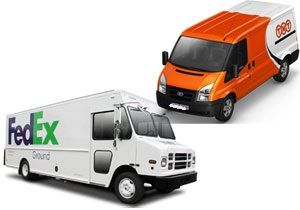 image: TNT UPS FedEx express freight parcel carrier antitrust
