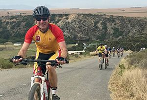 image: UK Transaid freight transport Logistics charity cycle challenge Land�s End John O�Groats