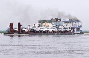 image: UK Congo project freight forwarding BIFA cargo logistics