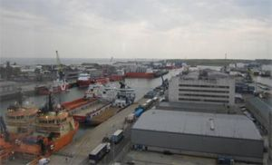 image: DSV Denmark UK ocean and air freight forwarder imports energy shipping project forwarding TEU haulier