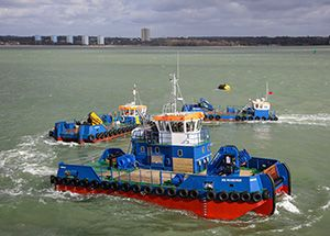 image: Meercat UK workboats port maritime vessel