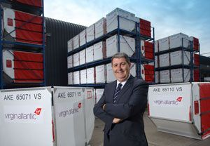 image: Virgin Air Cargo freight carrier shipping companies logistics supply chain