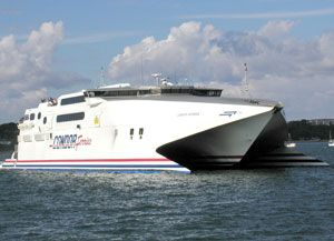 image: UK Maritime Labour Convention RMT Condor Ferries RoRo Channel Isles
