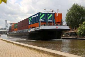 image: Finland, Netherlands, battery, technology, W�rtsil�, Port, Rotterdam, ZES, CO2, Alphenaar, TEU, container,