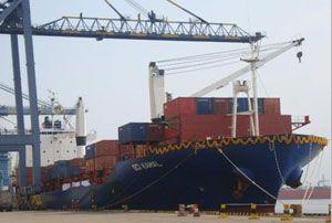 image: UK Allseas logistics freight forwarding break bulk cargo TEU FCL container shipping India corporation SCI