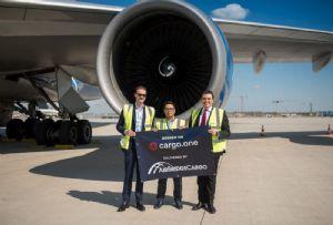 image: AirBridgeCargo (ABC) and CargoLogicAir freight digital booking platform cargo one