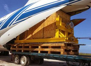 image: IATA air freight cargo capacity tonne kilometres
