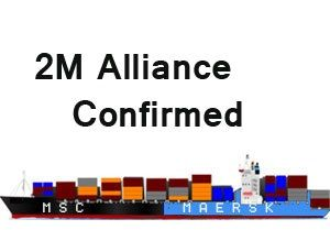 image: MSC Maersk container shipping line box carrier routes services FMC maritime commission US