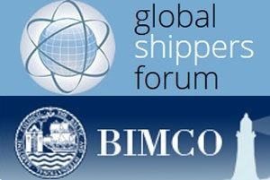 image: Global Shippers Forum BIMCO maritime container shipping contract