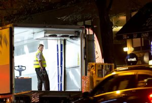 image: UK freight logistics supply chain pandemic road haulage transport international