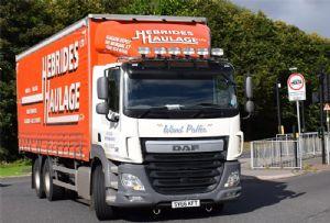 image: UK Coronavirus freight transport road haulage lockdown Nicola Sturgeon DfT devolved regions