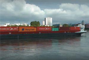 image: European logistics Covid-19 shippers maritime, port, inland waterways, railways, road, cycling, aviation intermodal sectors,