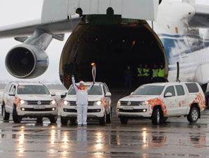 image: Olympic Games Sochi 2014 logistics Glasgow Commonwealth Freight forwarders air cargo