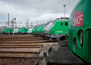 image: Europe trilogues rail freight SNCF DB Schenker 4th Railway package Lord Tony Berkeley RFG ERFA