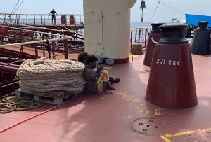 image: Denmark, Maersk, Etienne, migrants, V Ships, Hafnia, Stena Bulk, distress, call, refugees, Tunisia, Malta, Italy, vessel, tanker, container, livestock carrier,