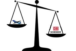 image: Schenker air cargo freight forwarding scandal price fixing US court
