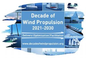 image: Windship, Association, Flettner, rotor, sails, airborne, kites, tugs, vessels,