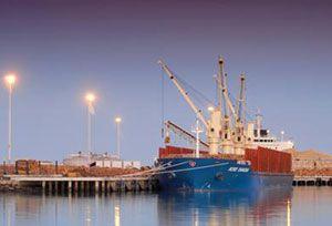 image: Denmark bulk shipping vessel container ship tanker