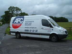 Road Haulage Parcel Specialist Opts for New Van Technology to
