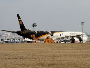 image: UPS US express air freight cargo carrier civil penalty safety