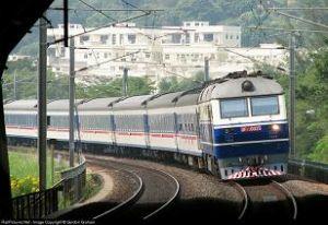image: Rail Freight, China, haulage, freight