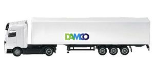 image: Damco, AP, Moeller-Maersk, LCL, cargo, service, container, rates, transport, costs, Tanjung Pelepas, Kaohsiung, Jebel Ali, Panama, Singapore, Rotterdam, Hong Kong,