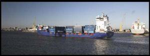 image: Dublin, Dublin Port Company, freight, haulage, shipping, Enda Connellan,
