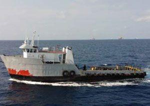 image: Nigeria Angola pirate hijack tanker tonnes shipping lanes Liberian flagged MT Kerala