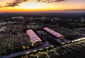 image: US, warehouse, cargo, handling, centre, WFS,