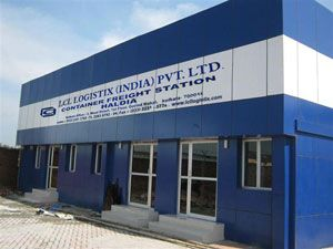 image: India FPS Haldia freight forwarder container NVOCC TEO logisti shippers LCL