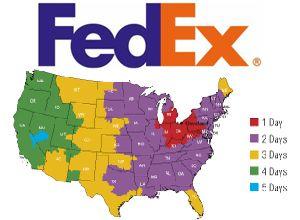 image: FedEx job losses freight figures logistics profitability investors