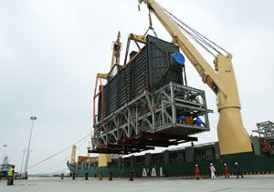 Giant Project Freight Forwarding Job Will Mean Cleaner Air