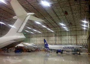 image: Russia cargo plane air freight Ebola AirBridgeCargo Airlines heavy lift Volga-Dnepr Airlines
