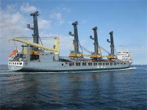 image: India, freight, Liebherr, mobile, harbour, dock, port, crane, logistics, tonne, loading