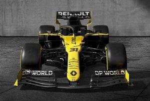image: UAE Dubai DP World port logistics Renault F1 racing 2019 financial report