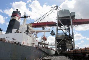 image: France Port of Dunkerque container TEU bulk general cargo logistics tonnes