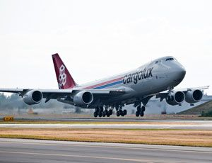 image: Xiamen China air freight Latacunga Ecuador cargo carrier Aguadilla Puerto Rico 747 Panama South America Vietnam