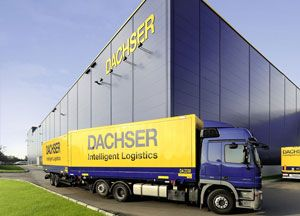 image: Switzerland freight supply chain logistics Dachser Bern staff development Lyss