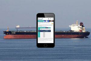 image: Drewry index tracker bunker low sulphur fuel maritime IMO2020