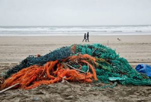 image: IMO Norway Food and Agriculture Organization of the United Nations shipping fisheries plastic pollution gill nets