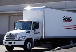 image: SEKO US Mexico freight forwarder air ocean road haulage logistics