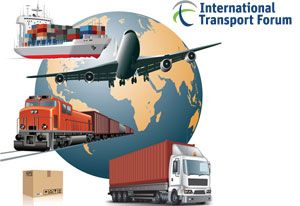 image: OECD multimodal freight International Transport Forum (ITF) report 2016